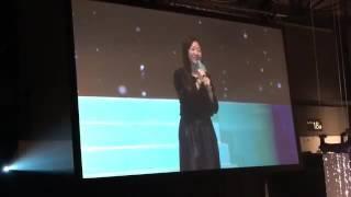 第13届香港婕斯大学 林莉萍 Kelly Lin钻石总裁分享 警官