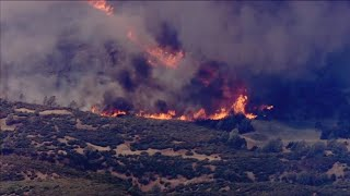 Northern California wildfire forces evacuations