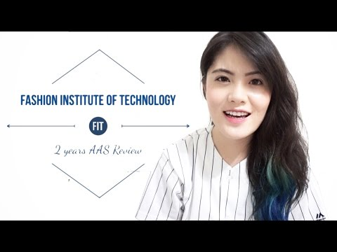 International Student in Fashion Institute of Technology    FIT 2年心得分享 by Sarah H.