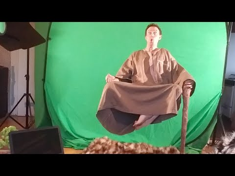 Live Streaming Levitation And AN Alien Puppet Show