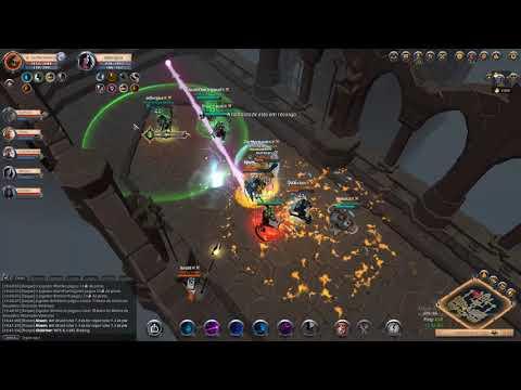 Conflict dive La Jambra   Albion Online