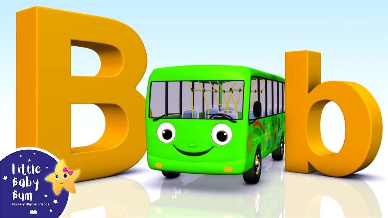 ABC Phonics Song | Best Baby Songs | Kids Cartoon | Nursery Rhymes | Little Baby Bum