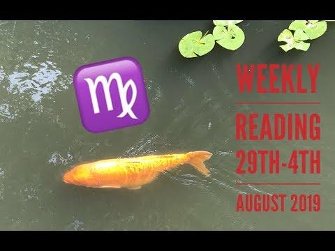virgo weekly tarot reading