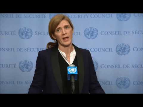ICP Asked Samantha Power About UN Arming S Sudan Warlord- Then UN Thugs Smashed ICP's Camera Phone