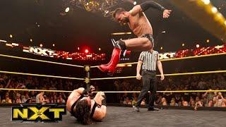 Finn Bálor vs. Rhyno: WWE NXT, June 24, 2015