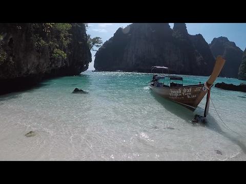 PARADISE-Thailand 2017 – Phuket, Phi Phi Island