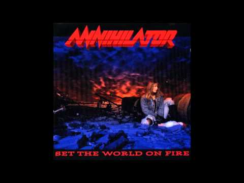 Annihilator  Sounds good to me