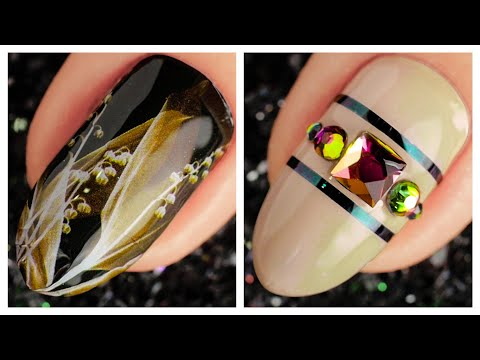 Simple Nail Art Design 2019💄😱 Compilation | Cute Nails Art Ideas For Beginners #152