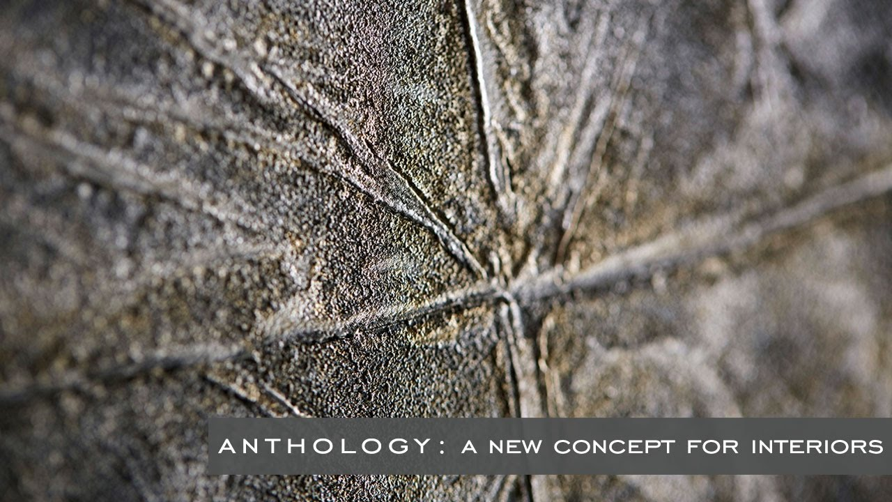 Anthology - Fabrics & Wallcoverings redefined