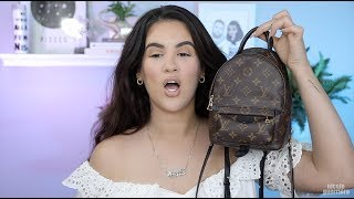 What\'s In My Tiny Backpack | Nicole Guerriero