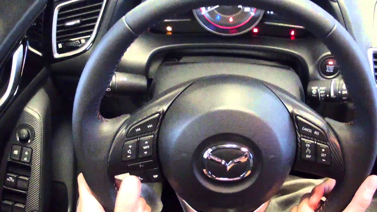 2014 Mazda3 I Touring First Impression And Overview