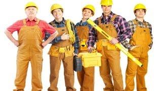 видео строительные бригады