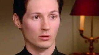 Павел Дуров: я был шокирован разоблачениями Сноудена