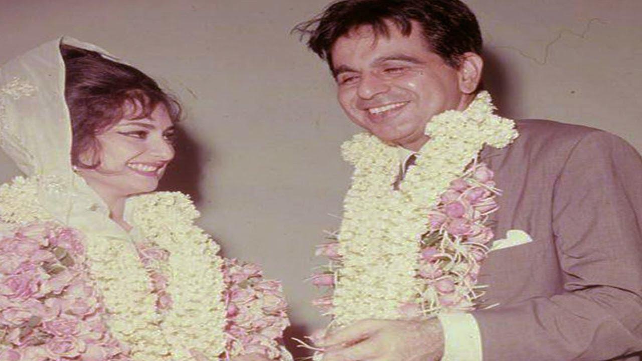 Dilip Kumar Marriage - Dilip Kumar was 44 and Saira Banu 22 - Dilip Kumar Unknown Fact 09 - YouTube