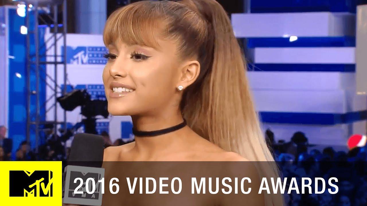 69a16a94da Ariana Grande on Her Performance w  Nicki Minaj