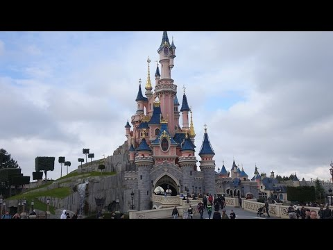 Disneyland Paris Fans Channel Trailer