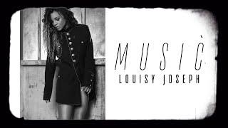 Louisy Joseph - Music (Lyrics video)