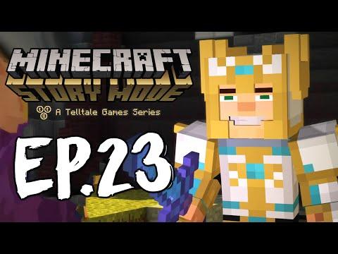 Minecraft: Story Mode - Эпизод 1 - Орден Камня #1