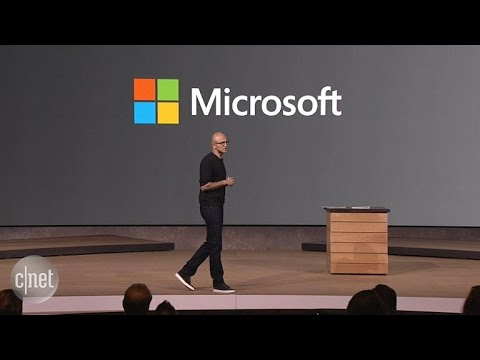 CNET News - Why Microsoft had the best tech keynote of 2015