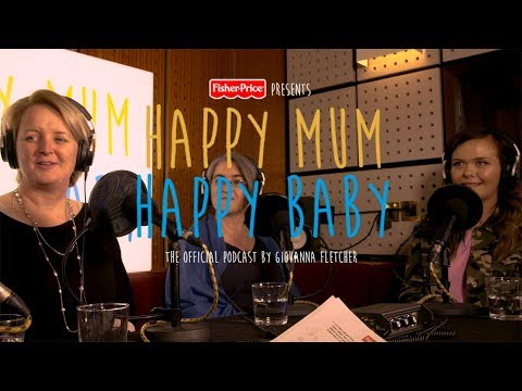 Jess Day, Amanda Gummer & Charlotte Taylor | HAPPY MUM, HAPPY BABY: THE PODCAST | AD