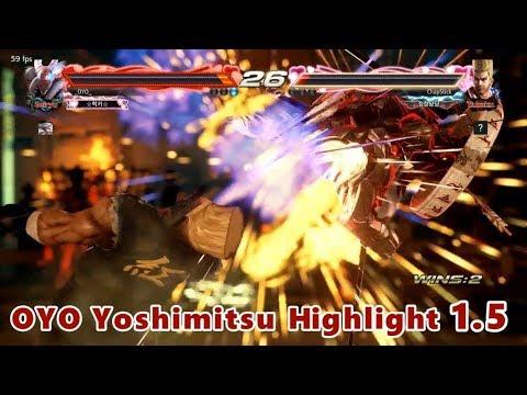 ㅇyㅇ 요시미츠 하이라이트 - 1.5 (OYO Yoshimitsu highlight - 1.5)