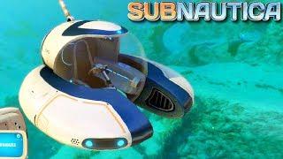 Stworzyłem łódź podwodną - Subnautica | (#5)