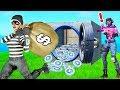 4 Million VBucks BANK HEIST Roleplay! (Fortnite Creative)