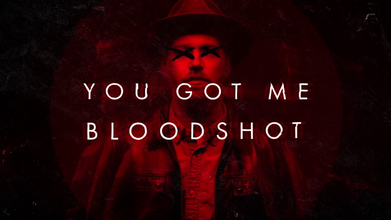 Sam Tinnesz - Bloodshot [Official Lyric Video]