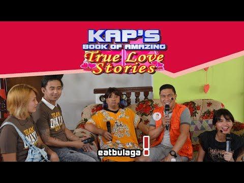 Kap's Book of Amazing True Love Stories | February 7, 2018