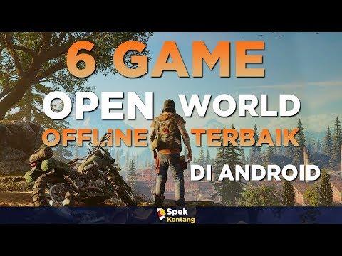 6 Game Open World Offline Terbaik Di Android Kualitas Grafik HD 2019