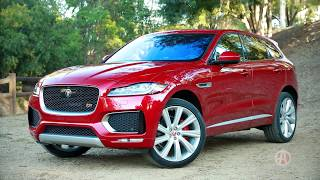 2017 Jaguar F-Pace | 5 Reasons to Buy | Autotrader