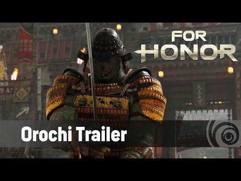 For Honor - Orochi Trailer