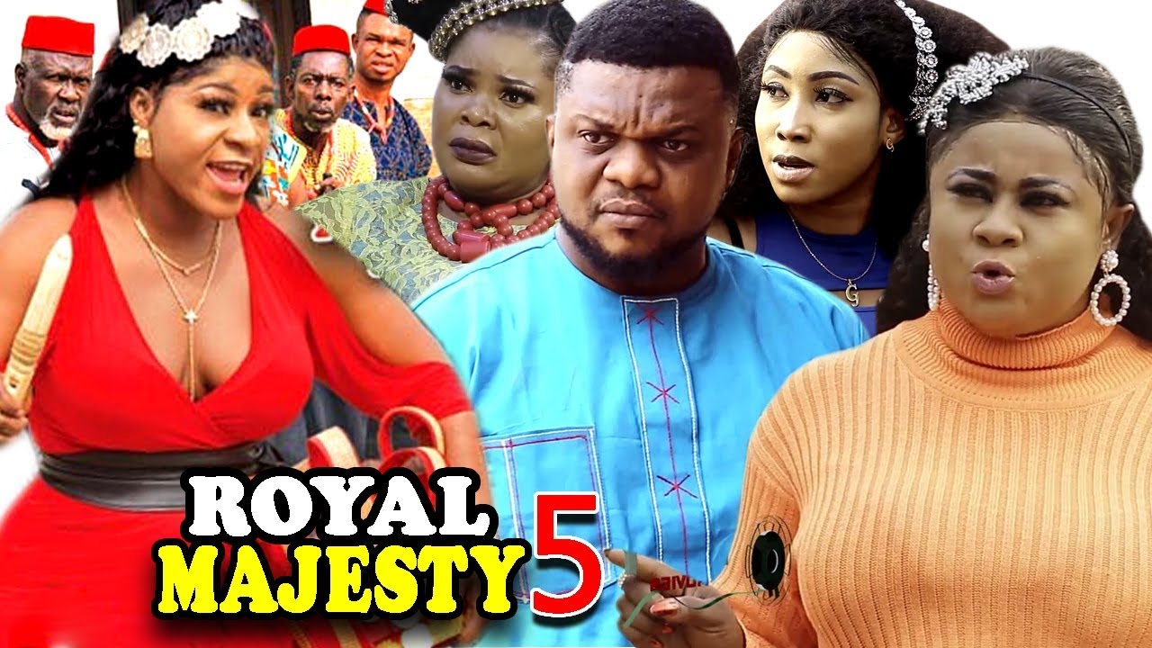 Download ROYAL MAJESTY SEASON 5 (New Hit Movie) - Ken Erics 2020 Latest Nigerian Nollywood Movie Full HD