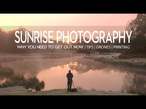 The WHY of Landscape Photography AND an EPIC SUNRISE (or 2)