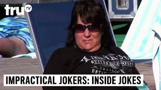 Impractical Jokers: Inside Jokes - Joe's Non-Rip Pants | truTV