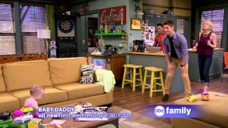Baby Daddy 3x18 Promo 'Baby Steps' (HD)