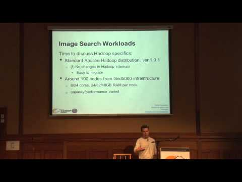 Terabyte scale Image Similarity Search With Hadoop