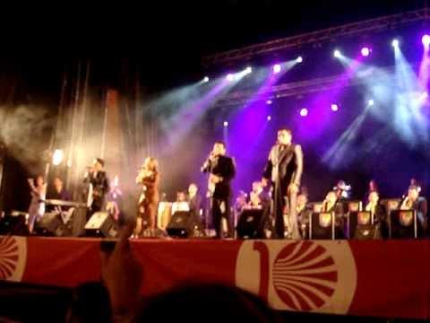 Los Melódicos en Galicia - El Pastorcillo - FIOU 2010 - Cea (Ourense)