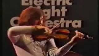 Mik Kaminski - Violin Solo/Orange Blossom Special 1974 - ELO
