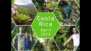 Costa Rica April 2019