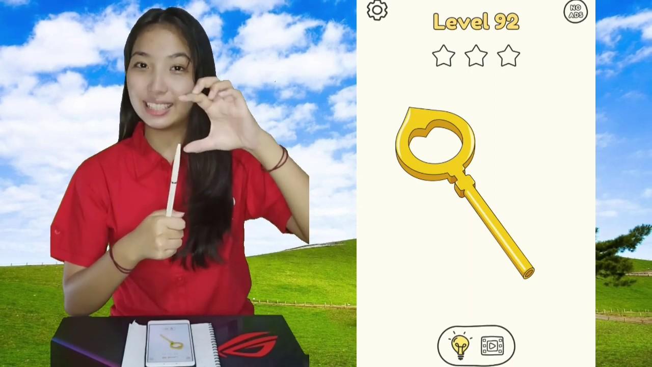 Jawaban Dop Draw One Part Level 92 Bahasa Indonesia Youtube