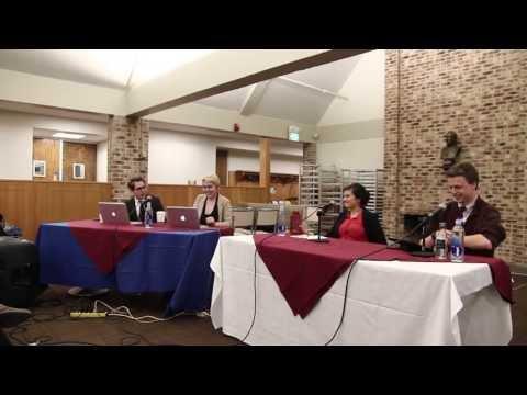 Bard Student Speaker Debate 2013