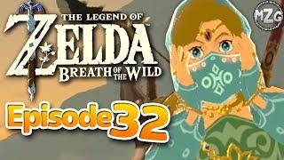 Link is BEAUTIFUL! - The Legend of Zelda: Breath of the Wild Gameplay - Episode 32