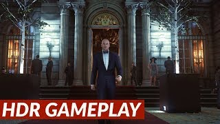 Hitman 2016: Paris - HDR gameplay [PS4 Pro]