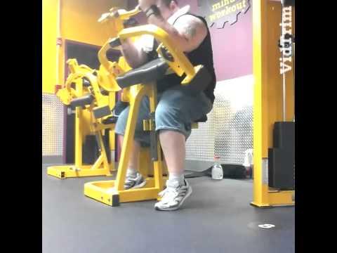 biglu workout at planet fitness bushwick  youtube