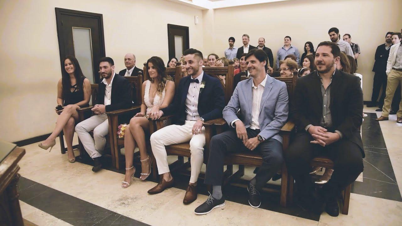 Video de la Ceremonia Civil de Flor y Mati
