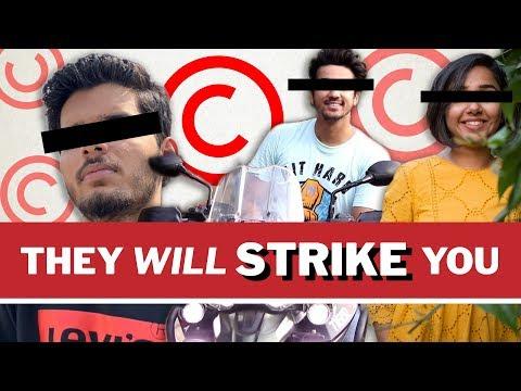 HOW BIG YOUTUBERS EXPLOIT YOUTUBE COPYRIGHT 🤦🏻♀️   Big YouTubers Vs Smaller Creators