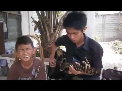 Little Boy From The Philippines Singing Dance With My Father by Luther Vandross