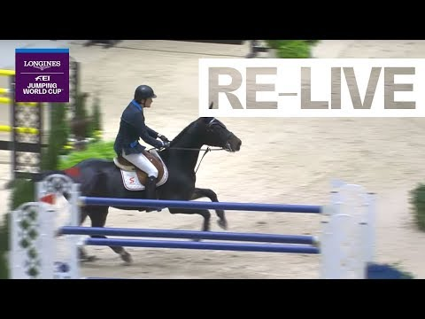 RE-LIVE | Grand Prix - Helsinki | FEI Jumping World Cup™