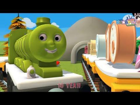 Counting Songs | Numbers Songs | Learn to Count by Kachy TV Nursery Rhymes - Kids Songs